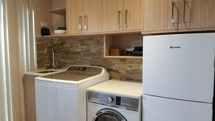 Perth Laundry Renovations by Infinity Cabinetmaking
